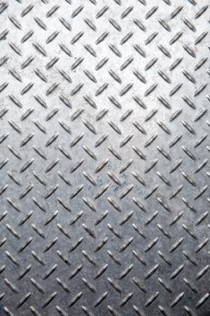 salvage yards: steel diamond plate texture steel diamond plate