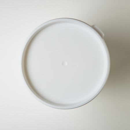 Plastic lid top photo
