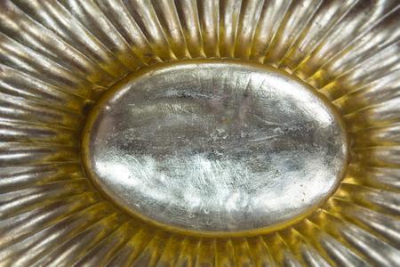enriched: golden plate