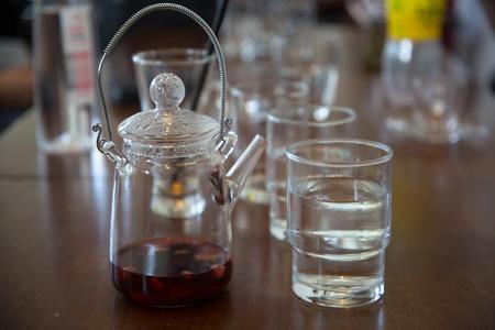 morning tea: morning tea