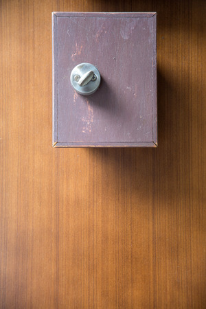 key case on door photo