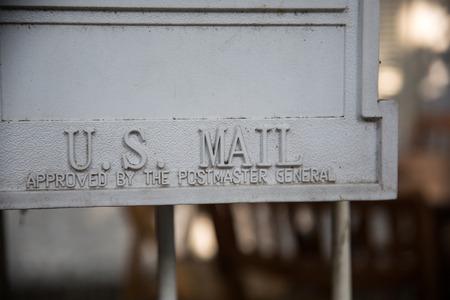 u s mail box photo
