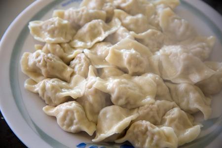 Water Dumplings Reklamní fotografie
