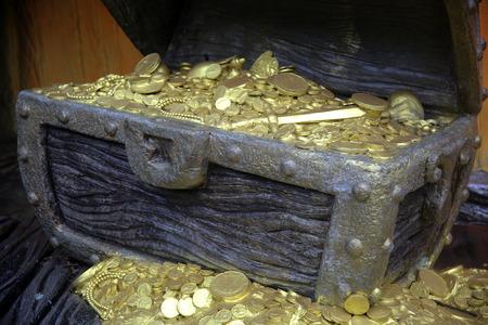 Treasure props/Treasure Reklamní fotografie