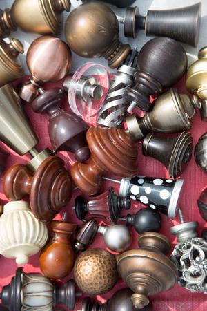 door handle: door handle sample Stock Photo