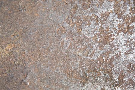weathered: weathered ironrusty steel texture