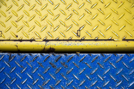 rusty iron steel background Stock Photo