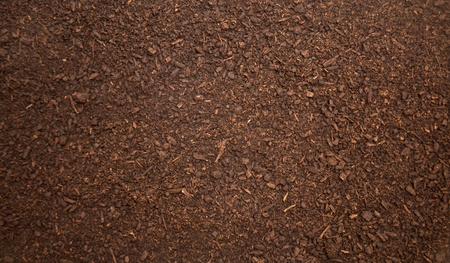 Soil cultivation texture Stock Photo