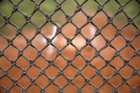 campo de beisbol: béisbol arena de campo y campo de prácticas Foto de archivo