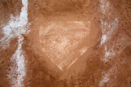 infield: baseball field sand and practice field