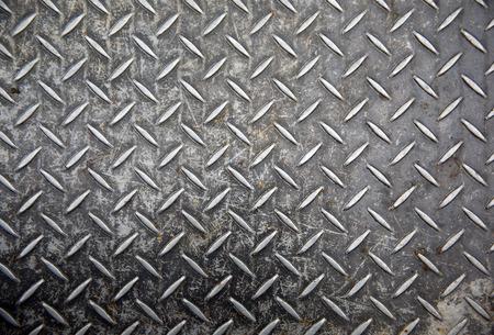 salvage yards: steel texture