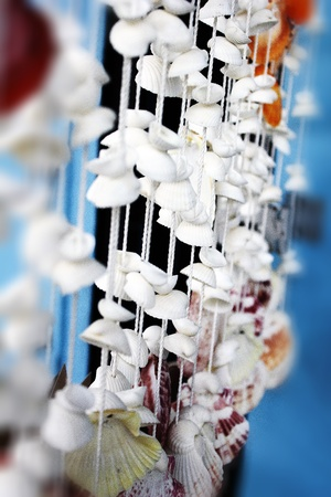 souvenirs: souvenirs, shell Stock Photo