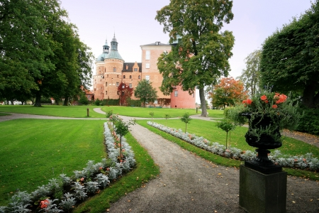 kingly: Swedish castle Gripsholm in Mariefred