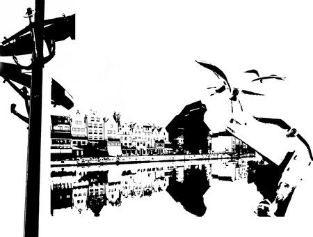 страсть: Страсть Иисус из Гданьска иллюстрации. Иллюстрация