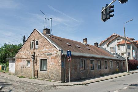 oliva: Gdansk Oliwa forgotten district of Gdansk Editorial