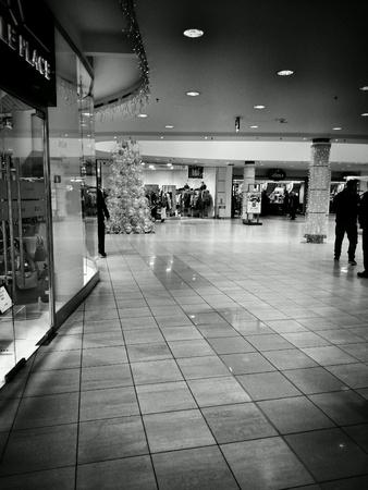 interior: Shop interior.