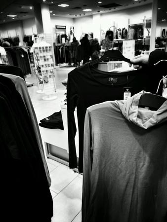interior: Shop interior Stock Photo
