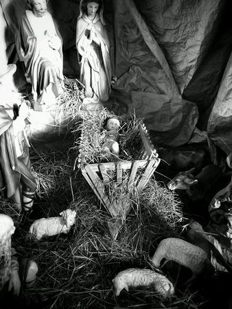 guarder�a: Guarder�a de Navidad. Foto de archivo