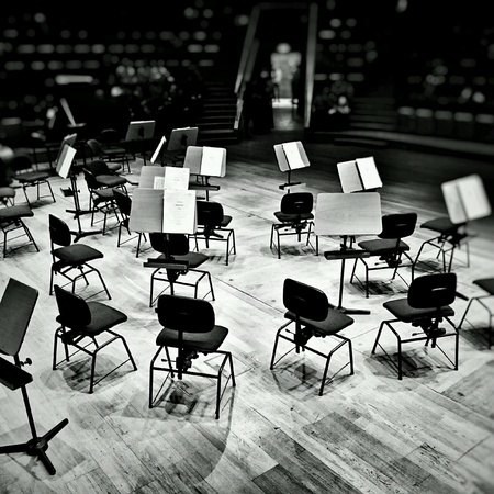 interior: Filharmony interior before the cocncert.