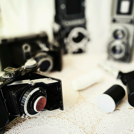 cliche: Longing for analog photography.