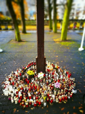 all saints day: All Saints day. Very important holiday in Catholic Poland.