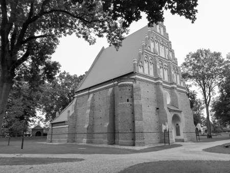 Church of the Holy Spirit at Calvary in Koden, Poland.