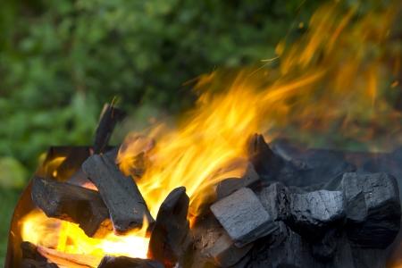 glut: Camp Feuer und Glut