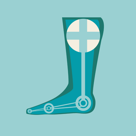 plastic surgery: Vector icons plastic surgery, cosmetic surgery, medical care