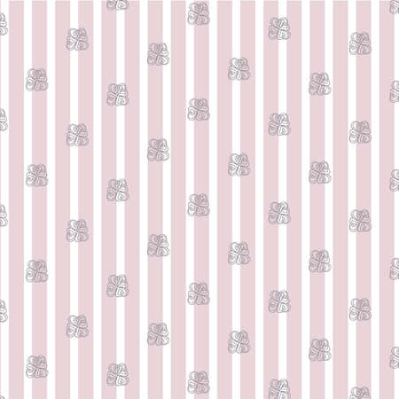 dinner date: Vector floral pattern background in the style of Doodle