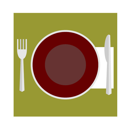 etiquette: provide etiquette on white background flat vector icon