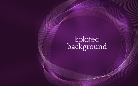 purple Abstract Mesh Background with Circles, Lines and Shapes. Design Layout for Your Business and desktop screen.