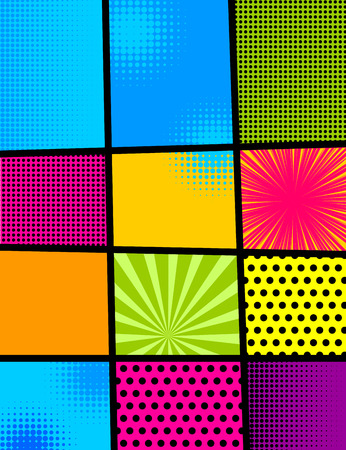 rectangle: Basic RGB colors