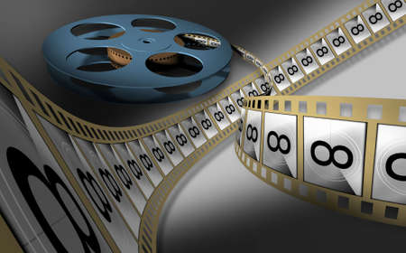 flashback: Collage in the form of films and tapes