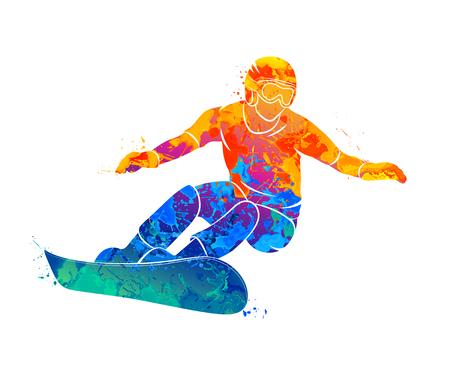 Sport na snowboardzie
