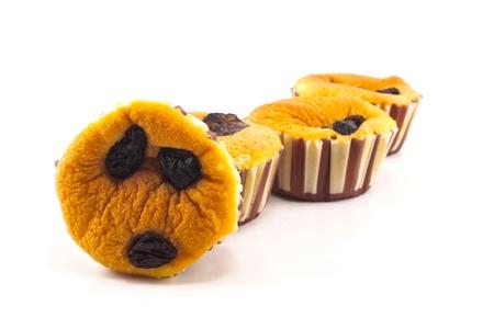 Cake of raisins Stock Photo - 17456211