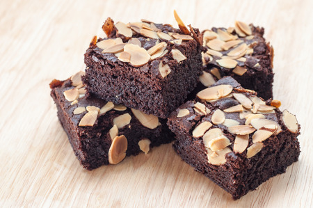 brownies: Brownies Stock Photo