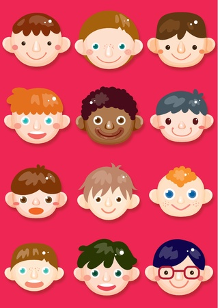 boys Illustration