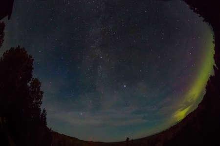 Aurora Canada Yellowknife Northern Light Canada