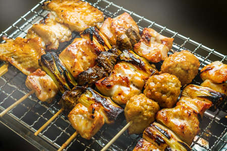 Yakitori YAKITORI Japanese Chicken Barbecue