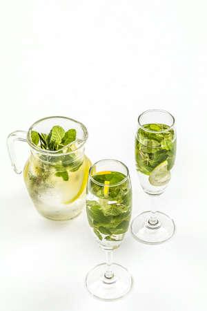 Beautiful Herbal Tea Colorful Herb Tea