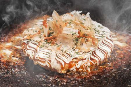 Okonomiyaki Japanese Traditional Pizza Onomimuraki