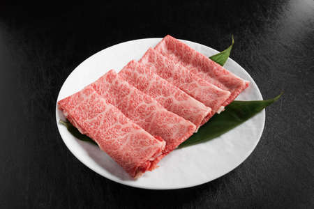 Grilled Meat With Wagyu Japanese Style Luxury Grilled Beef