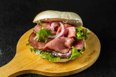 Bagel Bread Bagel Sandwich