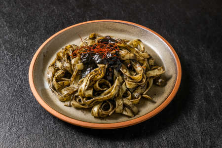 Ikasmi Pasta Pasta Squid Ink