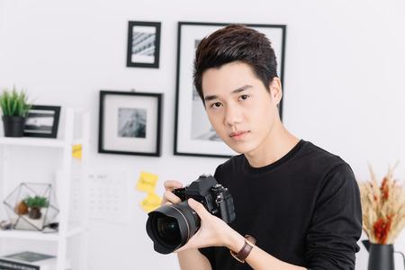 Teenage Photographer