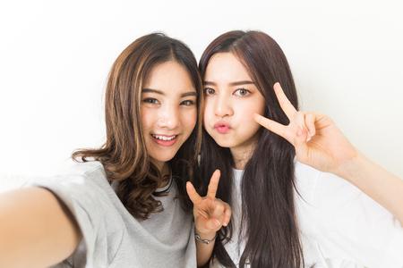 아시아 소녀 스톡 콘텐츠