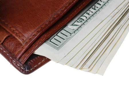 overfilled: Money Stock Photo