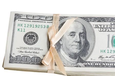penury: Dollar Stock Photo