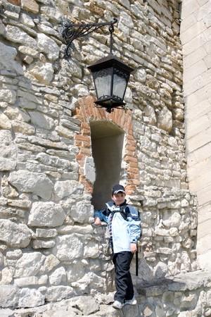 antiquarian: Antiquarian lamp