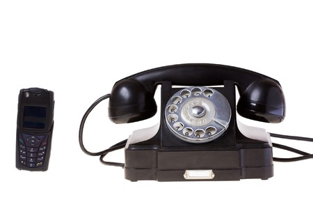 Old Phone Stock Photo - 4496797